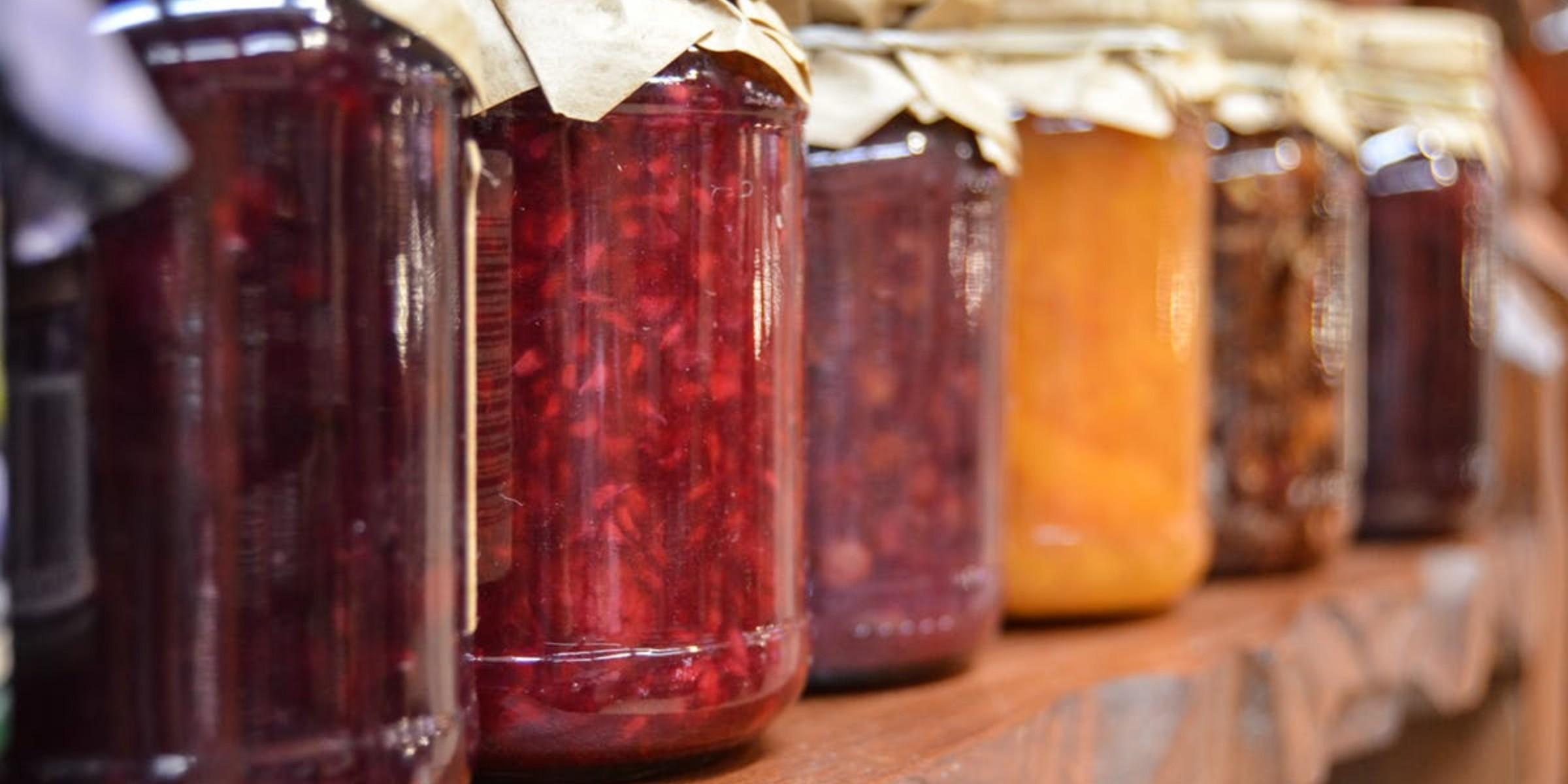 Forlæng årstiderne i dit spisekammer