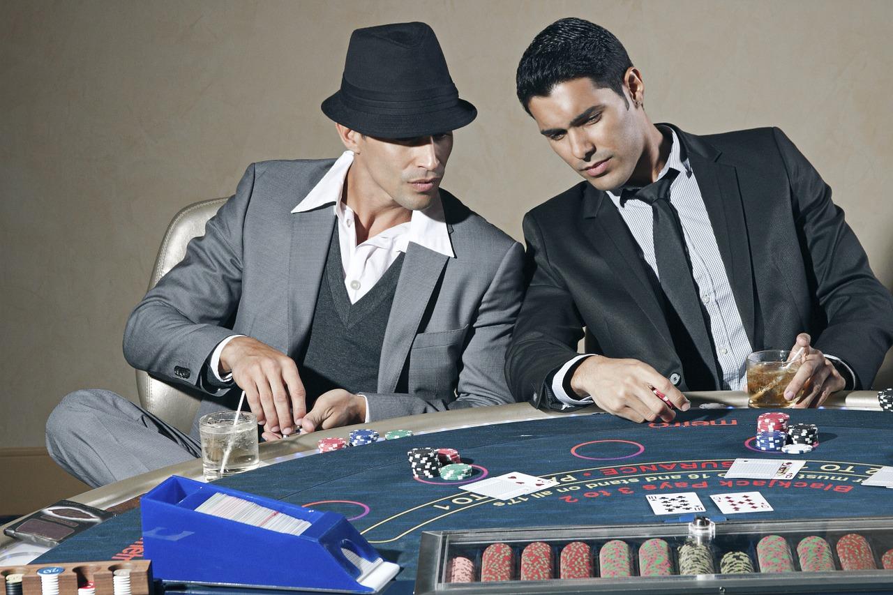 Feeling lucky – en spilleaften for vennerne?
